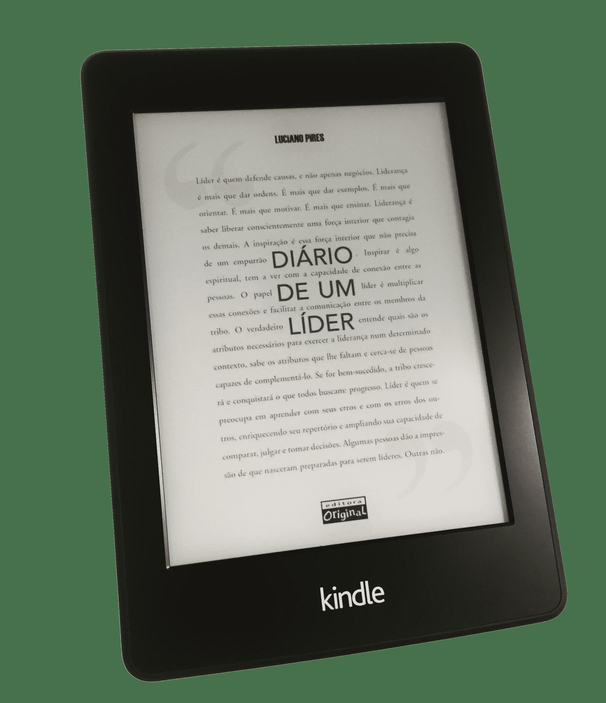 E-book Diário De Um Líder