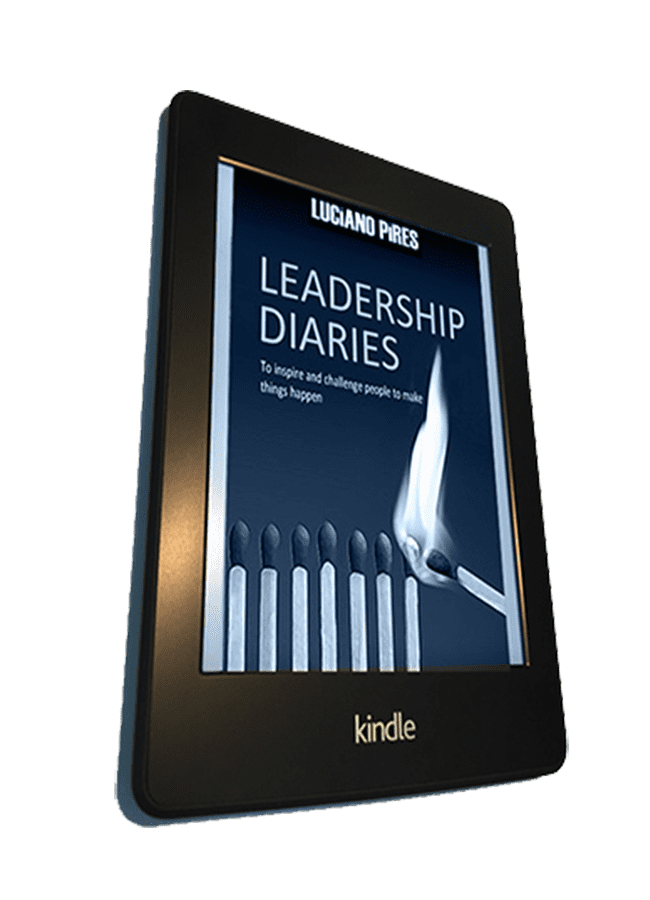 E-book Leadership Diaries