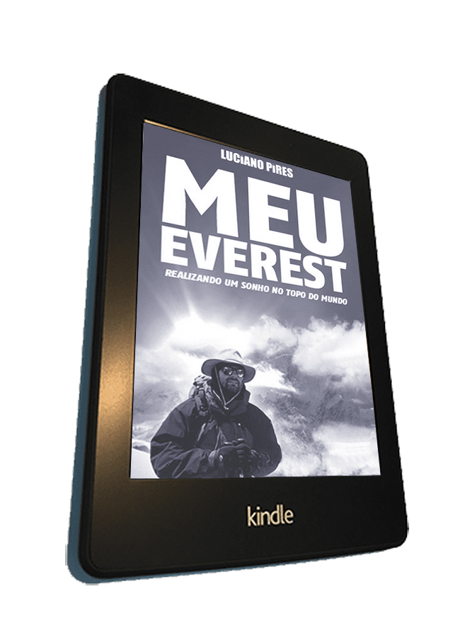 E-book Meu Everest