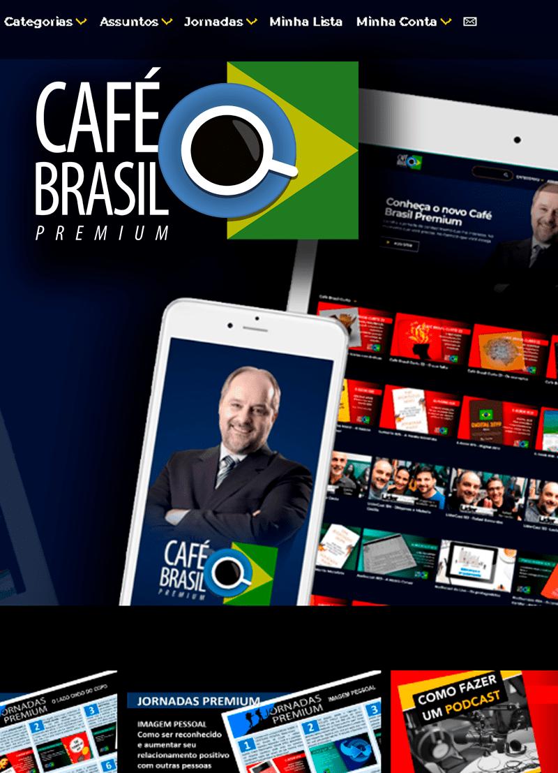 Assinatura do Café Brasil Premium
